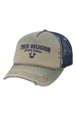 True Religion Brand Jeans  - Trucker Cap
