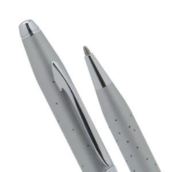 A.t. Cross - Hollywood Glamor and Galaxy of Rhodium Stars Limited Edition Gray Ball Point Pen