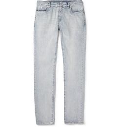 Maison Margiela - Slim-Fit Washed Denim Jeans