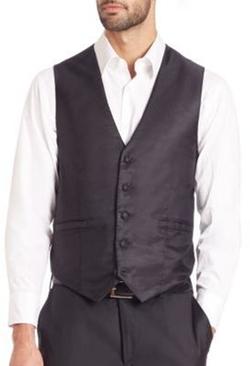 Carrot & Gibbs - Five-Button Vest