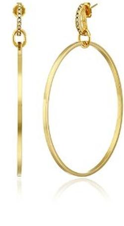 Paige Novick  - Charlotte Open Large Circle Hoop Earrings