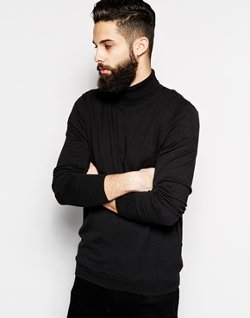 Asos - Roll Neck Sweater