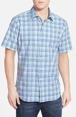 Robert Graham  - Tides Classic Fit Short Sleeve Sport Shirt