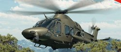 Agusta Westland  - AW169M Helicopter