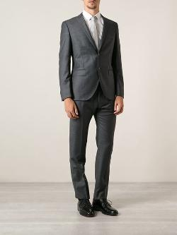 Tonello  - Herringbone Two Piece Suit