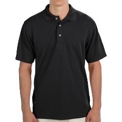 Cubavera  - Popcorn Knit Polo Shirt