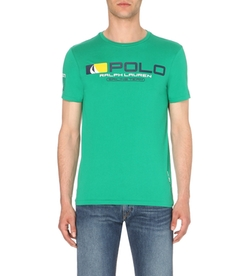 Ralph Lauren - Cotton-Jersey T-Shirt