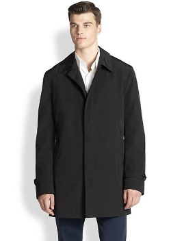 Saks Fifth Avenue Collection - Rain Coat