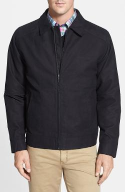 Cutter & Buck - Roosevelt Water Resistant Full Zip Jacket