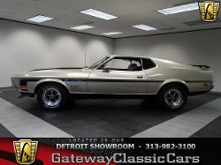 Ford  - 1972 Mustang