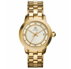 Tory Burch  - Tory Stainless Steel Bracelet Watch