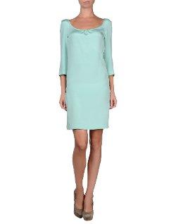 Tara Jarmon  - 3/4 Length Sleeves Short Dress