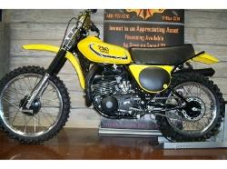 Yamaha - 1976 YZ250 Dirt Bike