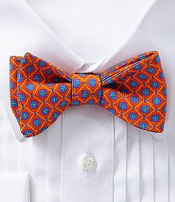 Ted Baker London  - Groovy Neat Silk Bow Tie