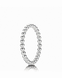 Pandora  - Sterling Silver Eternal Clouds Ring