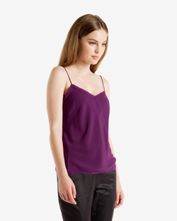 Tissa - Scalloped Edge Cami