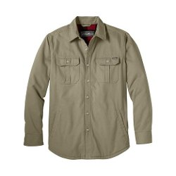 Eddie Bauer  - Fleece-Lined Shirt Jacket