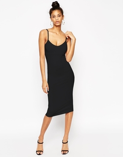 Asos  - Midi Cami Body-Conscious Dress
