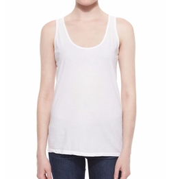 Johnny Was Collection - Scoop-Neck Cotton Tank Top