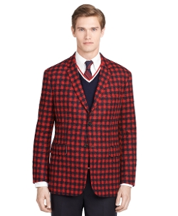 Brooks Brothers - Check Sport Coat
