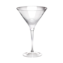 Moser Pebbles - Martini Glass