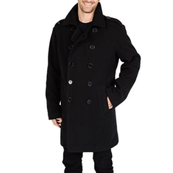 Excelled - Double-Breasted Pea Coat