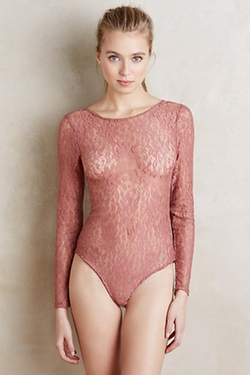 By Glam - Garden Lace Bodysuit