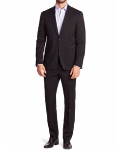 611 Saks Fifth Avenue New York - Solid Wool Suit