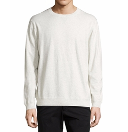 Robert Talbott  - Long-Sleeve Crewneck Sweater