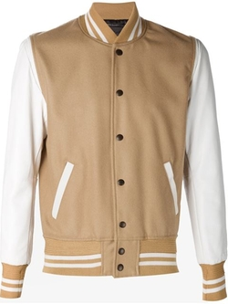 John Elliott + Co. - Two-Tone Bomber Jacket