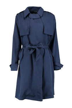 Boohoo  - Boutique Faye Waterfall Trench Coat