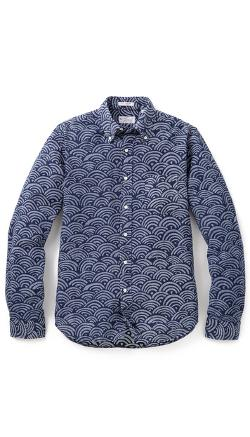 Gant Rugger  - Wave Sport Shirt