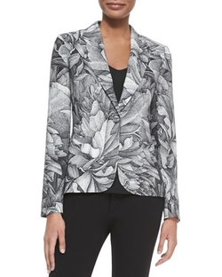Escada - Thilo Westermann Flower Blazer