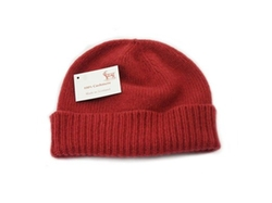 Oxfords Cashmere  - Pure Cashmere Ladies Beanie