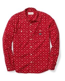 Ralph Lauren - Floral-Print Cotton Workshirt