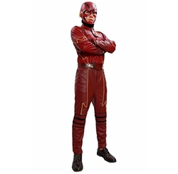 Xcoser - Flash Costume Deluxe Suit