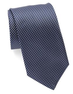 Hugo Boss  - Silk Geo Print Tie