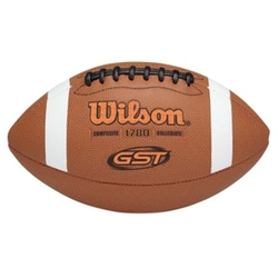 Wilson - GST Composite Game Football