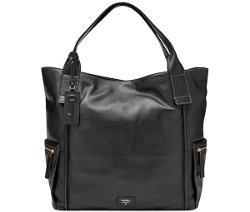 Fossil  - Emerson Leather Tote Bag