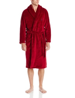 Nautica - Plush Shawl-Collar Robe