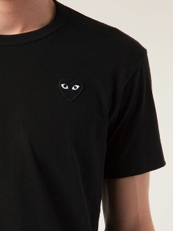 Comme Des Garçons Play - Basic T-Shirt
