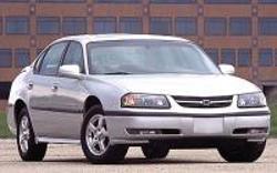Chevrolet  - 2003 Impala