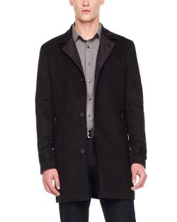Michael Kors  - Felt Car Coat