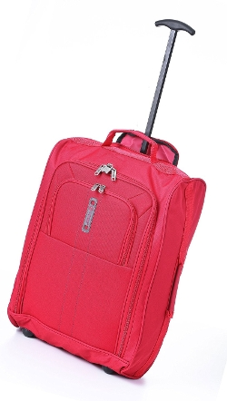 5 Cities - Carry On Wheeled Travel Trolley Bag