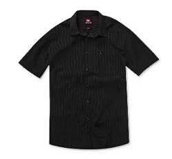 Quiksilver  - Regular-Fit Barracuda Woven Shirt