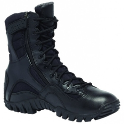 Belleville - Tactical Research Khyber Ltwt Black Side-Zip Boots