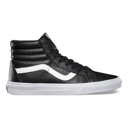 Vans - Premium Leather Sk8-Hi Reissue