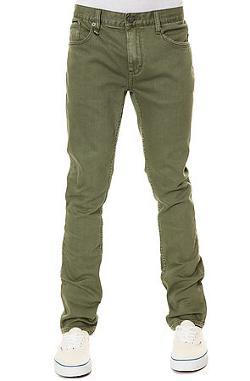 Altamont - The Alameda Slim Pants in Olive