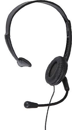 Panasonic - KX-TCA400 Over The Head Headset
