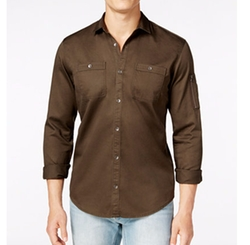 INC International Concepts - Claudius Long-Sleeve Shirt